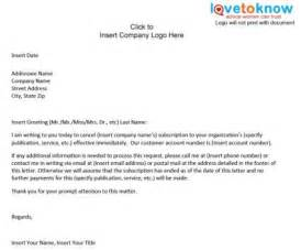 Cancellation Letter By Email Writing Service Cancellation Letter
