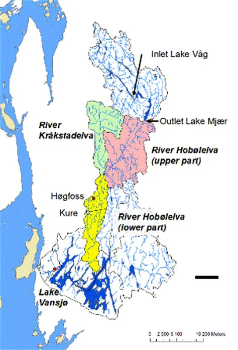 river thames catchment area map vansj 248 hob 248 l catchment norway refresh