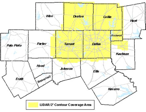 texas county lines map dallas county lines map pictures to pin on pinsdaddy