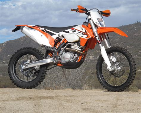 ktm motocross bikes 2015 ktm 350 xcf w test review impression dirt bike test