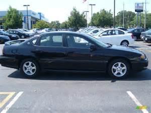 2003 black chevrolet impala ls 52453131 photo 4