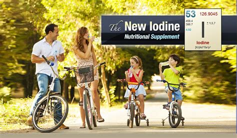 Iodine Halogen Detox by New Iodine Detoxification
