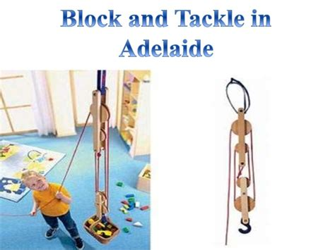 block and tackle l block and tackle adelaide