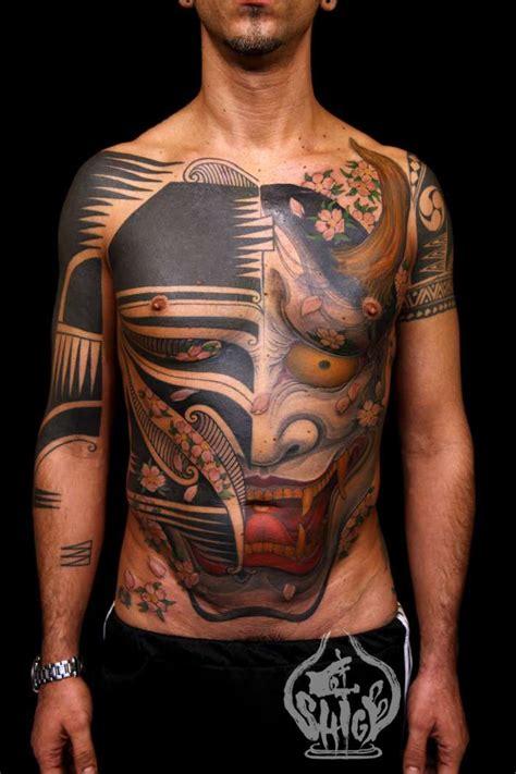 insane full body tattoo japanese rib tattoos pinterest design yokohama