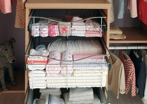 organizing the baby s closet easy ideas tips - Baby Closet Organizer Ideen
