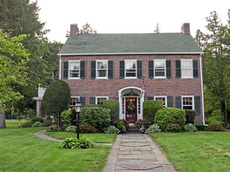 colonial brick homes brick on houses luxury brick homes colonial home with