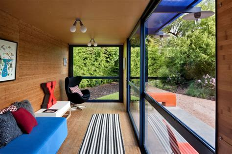 Pool Guest House Plans by Shipping Containers Become Designer Homes Living Spaces
