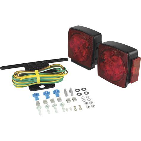 submersible led trailer light kit blazer submersible led trailer light kit model c7423