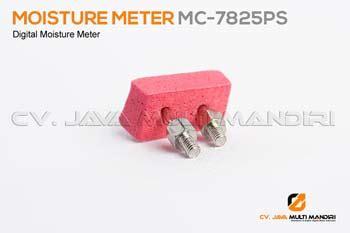 Wood Moisture Tester Meter Ukur Kelembaban Kadar Air Kayu Wood alat ukur kadar air mc 7825ps