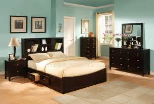Double Bedroom Furniture Sets Double Shot Platform Bed Bedroom Furniture Set By True