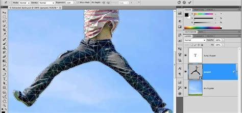 tutorial photoshop warp how to use and apply the puppet warp tool in adobe