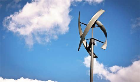 Une éolienne domestique de jardin   Produire son