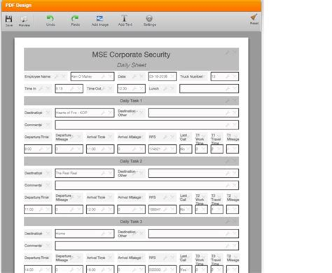 layout view for a form differs from design view in that customize pdf tool unable to insert newly added form