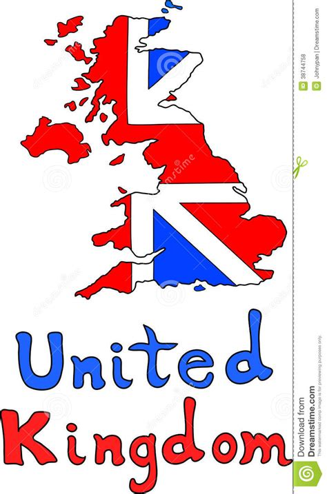 usa map states coloring page uk united kingdom map royalty free stock photos image
