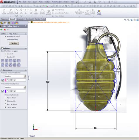 sketchbook text tool tutorial tip fully defining sketches in solidworks