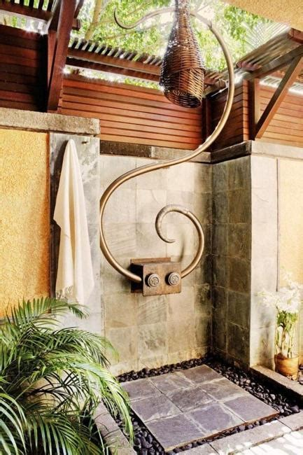 Backyard Shower Ideas 25 Outdoor Shower Designs Adding Fashion And Flair To Outdoor Living Spaces