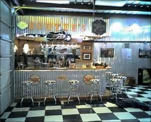 50s style man cave garage decorating ideas 50s style man cave garage