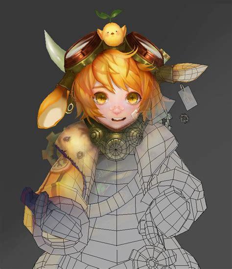Blender Yasaka 123 best images about 3d 캐릭터 on gaia blender