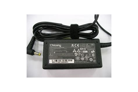 Adaptor Charger Laptop Acer Chicony 19v 3 42a Original 100 acer chicony cpa09 a065n1 65w 19v 3 42a 5 5 x 1 7 tip notebook power adapter cpa09 a065n1