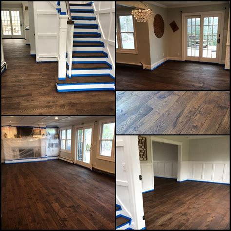 hardwood floor colors hardwood flooring experts on instagram jacobean stain completed friday in smithtown
