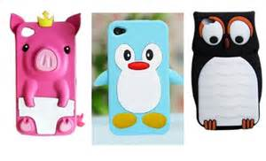 Amazon has a great deal on these cute animal iphone cases