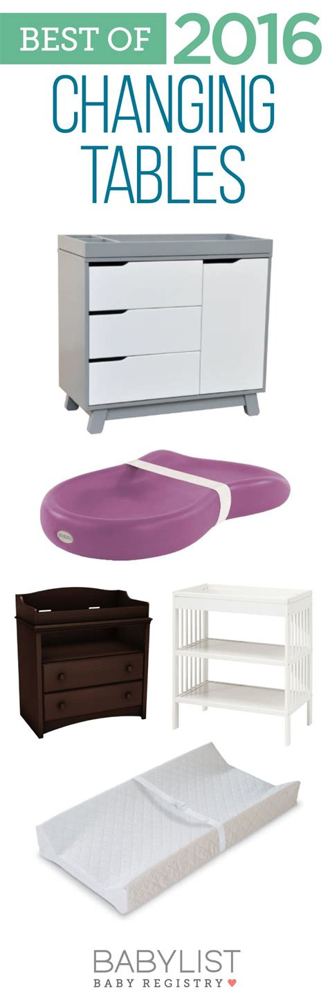 Changing Table Necessities Best Changing Tables And Pads Of 2017 Nursery Parents And Diapers