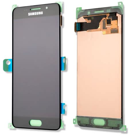 Lcd Handphone Samsung A3 display lcd set gh97 18249b black for samsung galaxy