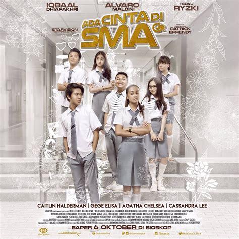 Film Ada Cinta Di Sma Movie | ada cinta di sma review banal manis dan ceria pictureplay