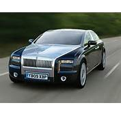 Rolls Royce Considering An Electric Car