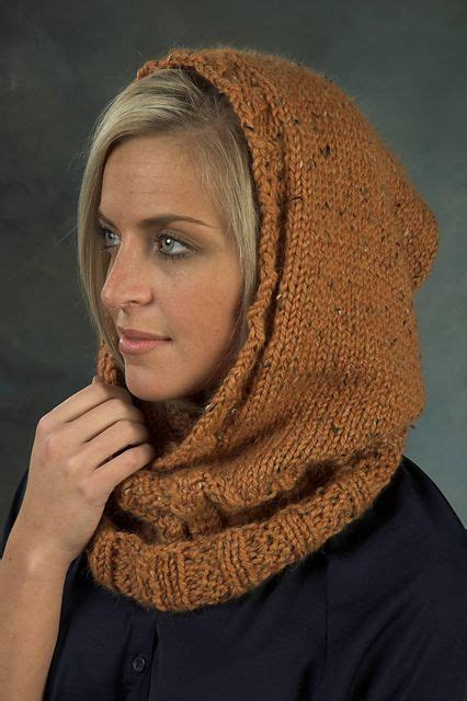 free pattern hooded cowl free pattern hooded neckwarmer by vanessa ewing this