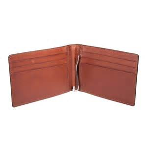 Men s leather money clip wallet desires by mikolay