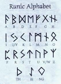 best 25 viking runes alphabet ideas on rune