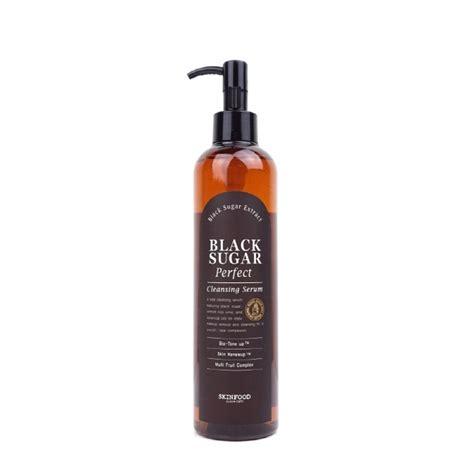 Precision Cleanse Detox Shoo Reviews by Skinfood Black Sugar Cleansing Serum Review