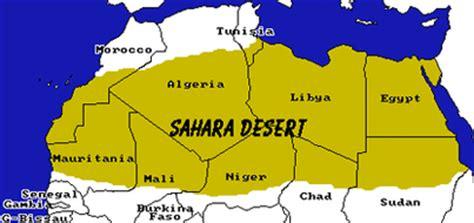 7 wonders of africa map desert 7 wonders of africa