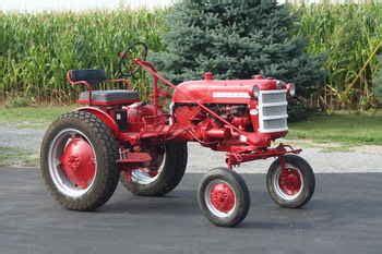 Used Farm Tractors For Sale 1959 Farmall Cub 2009 08 20