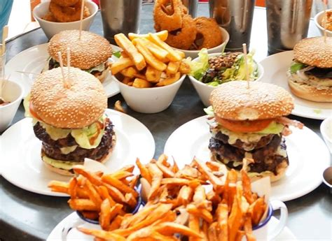Where Can You Get The Best Burger On St Vincent Street