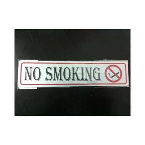 Stiker Tanda Dilarang Masuk sticker peringatan tanda petunjuk larangan no