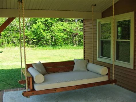 porch bed swings for sale porch swing bed plans free home design ideas