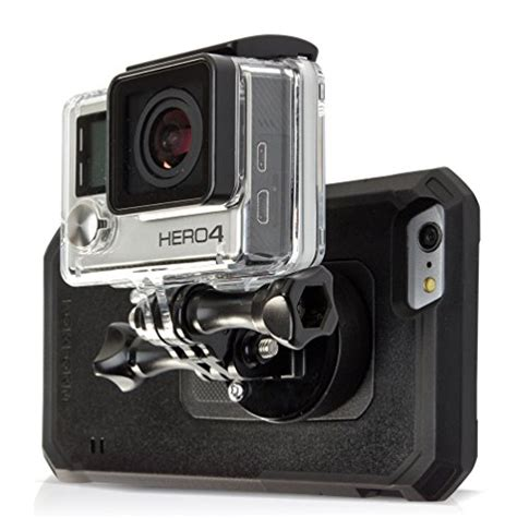 Gopro Iphone rokform accessories iphone 6 6s plus gopro universal adjustable viewer mount and holder with