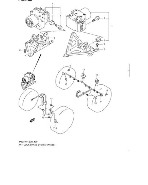 repair anti lock braking 2007 ford f150 transmission control suzuki grand vitara parts diagram actuator imageresizertool com