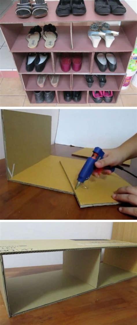 diy shoe drawer 30 shoe storage ideas for small spaces diy shoe storage