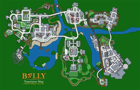 bully radio transistor map bullt scholarship edition bully all secret locations rubberbands ggcards transistors and garden