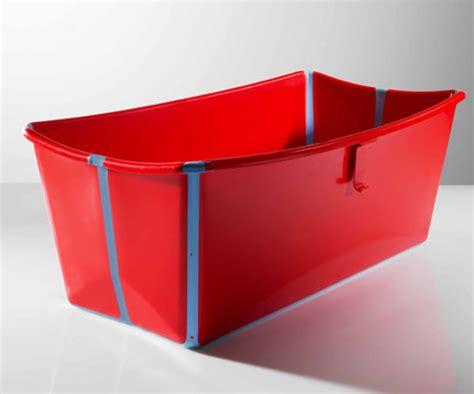 foldable bathtub for baby update flexi bath comes to australia