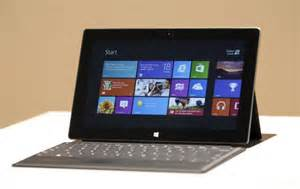 Tablet Computer critics slam disappointing microsoft surface tablet as