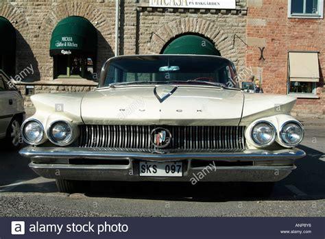 gmc lasalle 1959 buick lasalle classic american car fins chrome