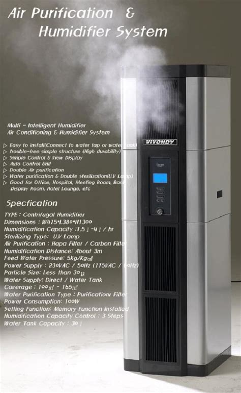 air purifier humidifier gmg korea manufacturer humidifier consumer electronics