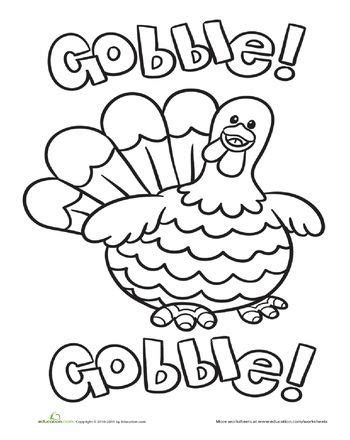 1000 ideas about thanksgiving coloring pages on pinterest