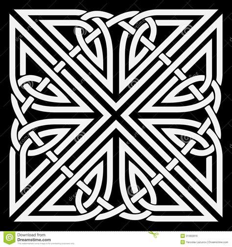 cornici celtiche vector celtic ornament stock vector image of europe
