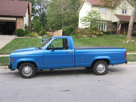 1986 Ford Ranger by 86 Cookiemonster 1986 Ford Ranger Regular Cab Specs