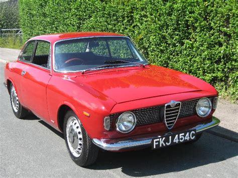 1965 Alfa Romeo by Sold 1965 Alfa Romeo Giulia Sprint Gt